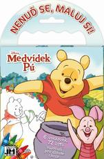 Travel colouring books Winnie the Pooh