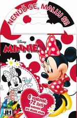 Travel colouring books Minnie