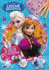 Colouring books A4+ Frozen