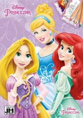 Colouring books A5+ Disney Princess