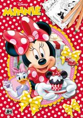 Colouring books A4 Minnie