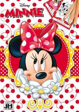 Colouring books A5+ Minnie