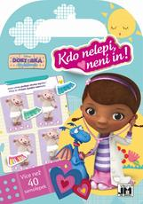 Dress up mini sticker books Doc McStuffins