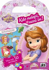 Dress up mini sticker books Sofia the First
