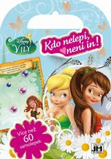 Dress up mini sticker books Disney Fairies