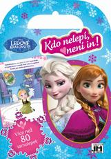 Dress up mini sticker books Frozen