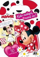 Dress up mini sticker books Minnie