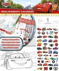 Col. desk calendars Cars