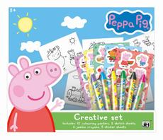 Creative sets Peppa Pig
