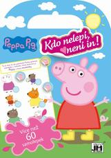 Dress up mini sticker books Peppa Pig