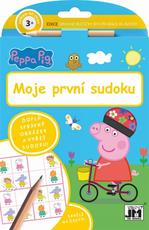 Brain tangles clever heads 3+ Peppa Pig