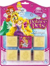 Stamps 5+1 sets Disney Princess