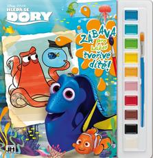 Poster paint books 285x295 Finding Dory