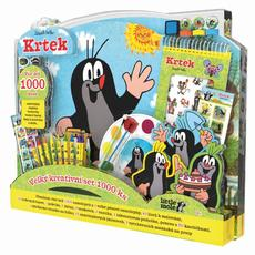 Mega creative set 1000 pcs The Little Mole
