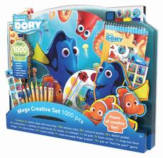 Mega creative set 1000 pcs Finding Dory