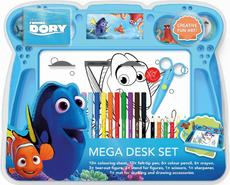 Mega desk sets Finding Dory