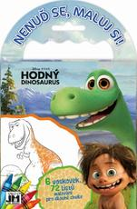 Travel colouring books Good Dinosaur
