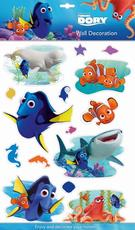 3D wall decoration stickers Finding Dory