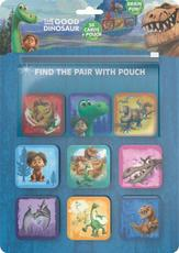 Find the pair games with pouch Good Dinosaur