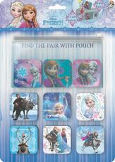 Find the pair games with pouch Frozen