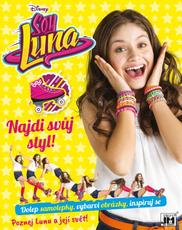 Relax colouring books Soy Luna