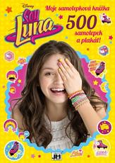 Sticker books Soy Luna