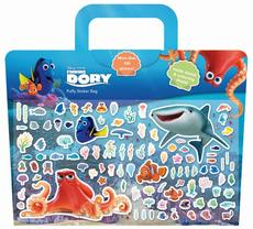 Puffy sticker bags Finding Dory