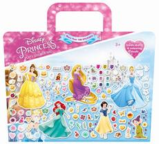 Puffy sticker bags Disney Princess