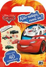 Dress up mini sticker books Cars