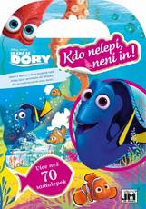 Dress up mini sticker books Finding Dory