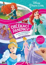 Paper dolls Disney Princess