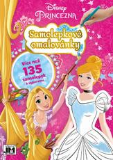 Sticker col. books Disney Princess