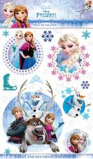 3D wall decoration stickers Frozen