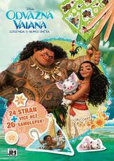 Colouring books A4+ Vaiana