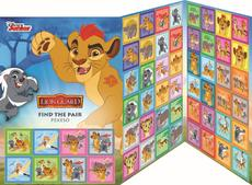 Find the pair games The lion guard