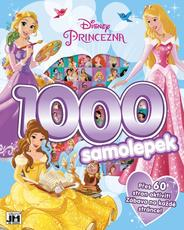 1000 stickers with activities Disney Princess