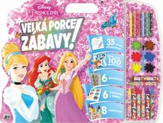 Mega colouring set Disney Princess