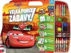 Mega colouring set Cars