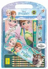 Deluxe pencil case sets Frozen