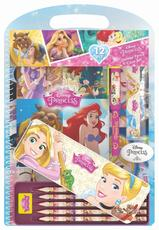 Deluxe pencil case sets Disney Princess