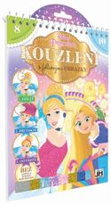 Activity books & foil art set Disney Princess