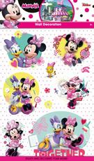 3D wall decoration stickers Minnie