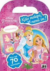 Dress up mini sticker books Disney Princess