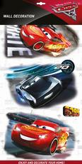 2D wall decoration stickers Cars