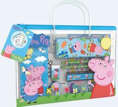 Fun stationery sets handbag Peppa Pig