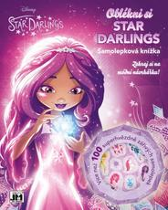 Dress-up sticker books Star Darlings