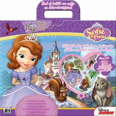 Activity Suitcases Sofia the First