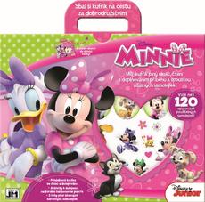 Activity Suitcases Minnie