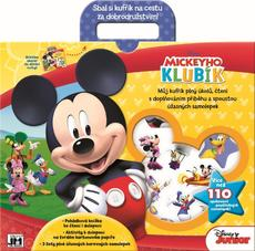 Activity Suitcases Mickey Mouse Clubhouse