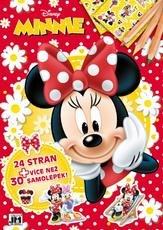 Colouring books A4+ Minnie